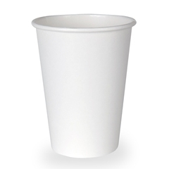 Dixie Paper Hot Cup White - 12 Oz.