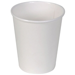 Dixie Paper Hot Cup Simply White - 10 Oz.