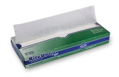 Dixie Rite Wrap Interfolded Dry Wax Deli Paper
