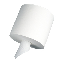 Premium Towels Centerpull High Capacity White