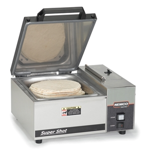 Steamer Supershot Countertop