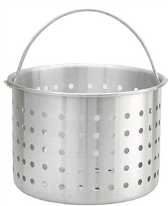 Basket Aluminum Steamer Fits ALST-40 and ALHP-40 - 40 Qt.