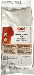 Creme Brulee Mix - 12 Oz.