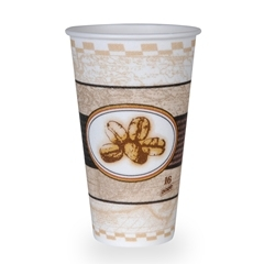 Perfectouch Insulated Cup Beans - 16 Oz.