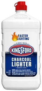 Kingsford Lighter Fluid Bottle - 64 Fl. Oz.