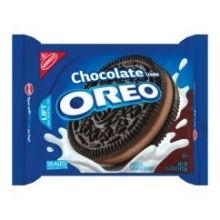 Cookie Oreo Chocolate Cream - 15.25 Oz.