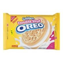 Cookie Oreo Golden Double Stuff - 15.25 Oz.