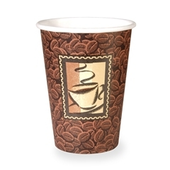 Java Paper Hot Cup - 12 oz.