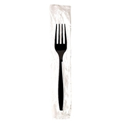 Black Dixie Fork Heavyweight Polypropylene - 6.75 in.