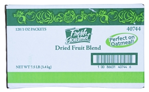 Sugar Foods Fresh Gourmet Dried Fruit Blend - 1 Oz.