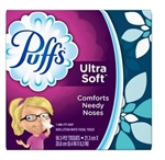 Procter and Gamble Puffs Ultra Soft and Strong Cube