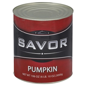 Savor Pumpkin 10 Can