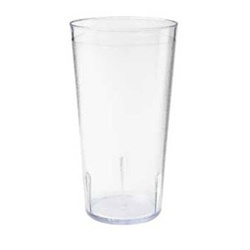 G.E.T. Enterprises Tumbler 12 Oz. Clear - 3.25 in.
