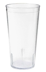 G.E.T. Enterprises Tumbler 20 Oz. Clear - 3.5 in.