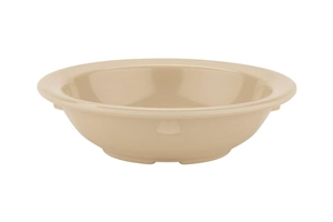 G.E.T. Enterprises Rimmed Bowl Tan - 4.25 in.