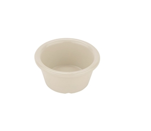 G.E.T. Enterprises Ramekin Smooth Ivory - 2 Oz.