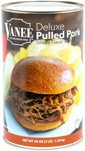 Pulled Pork - 48 Oz.