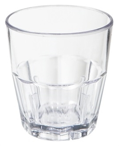 Clear Bahama Glass Rocks - 5.5 Oz.