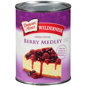 Berry Medley Pie Filling - 22 oz.