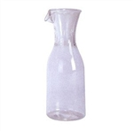 Decanter With Lid Clear - 1 Ltr.