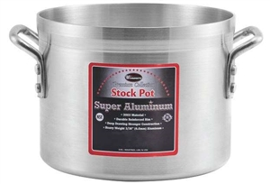 Super Aluminum Stock Pot - 40 Qt.
