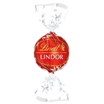 Lindt and Sprungli Lindor Truffle Milk Chocolate Changemaker