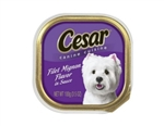 Cesar Dog Food Canine Cuisine Filet Mignon In Sauce - 3.5 Oz.