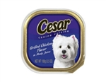 Cesar Canine Cuisine Grilled Chicken in Sauce Dog Food - 3.5 Oz.