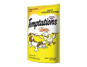 Whiskas Cat Food Temptations Tender Chicken - 3 Oz.