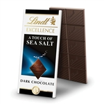 Excellence Chocolate Bar Sea Salt - 3.5 Oz.