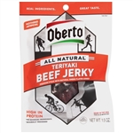 Teriyaki Natural Style Beef Jerky - 1.5 Oz.