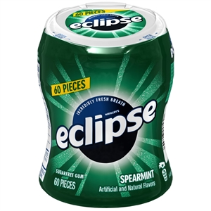 Wrigleys Eclipse Spearmint Big E Gum Pack