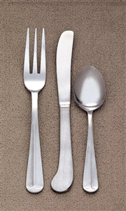 Freedom Stainless Steel 4 Tine Dinner Fork
