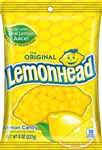 Lemonhead Pegboard Candy - 7 Oz.