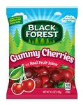 Candy Black Forest Gummy Cherry Pegboard - 4.5 Oz.