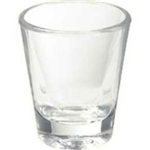 Clear Shot Glass Tall - 1.5 Oz.