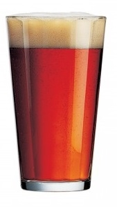 Pub Fully Tempered Glass - 16 Oz.
