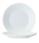 Restaurant Plate White - 6 in.