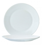 Restaurant Plate White - 7.5 in.