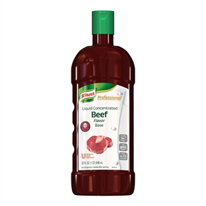 Knorr Liquid Concentrate Base Beef Flavored - 32 Oz.