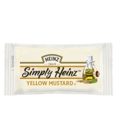 Simply Heinz Yellow Mustard - 5.5 Gram