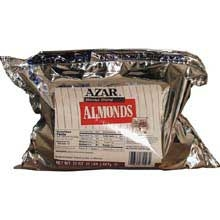 Blanched Silvered Almond - 5 Lb.