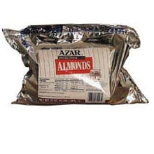 Almonds Natural Sliced - 5 Lb.