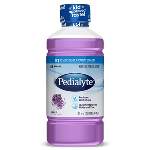 Pedialyte Grape Bottle - 1 Liter
