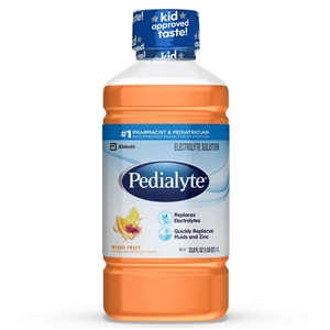 Abbott Pedialyte Fruit Flavored - 1 Liter
