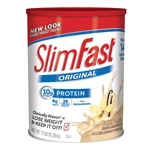 Slimfast Powder Vanilla - 12.83 Oz.