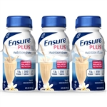 Ensure Plus Vanilla Nutrition Shake - 8 Oz.
