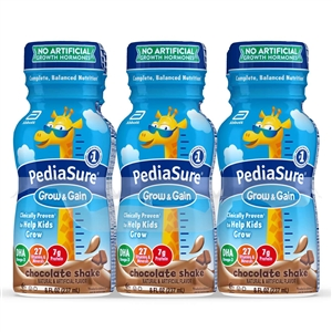 PediaSure Chocolate Shake - 8 Oz.
