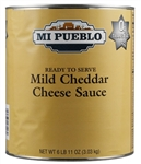 Cheese Sauce Mild Can