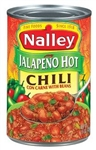 Nalley Chili Jalapeno Hot - 14 Oz.